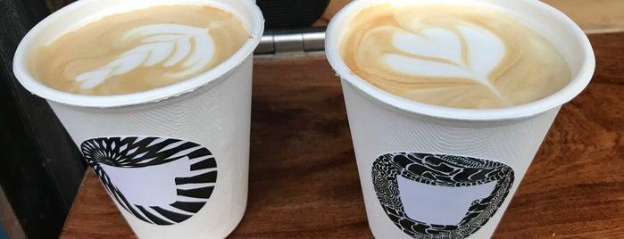 ÖSS Kaffe is one of BA Cafeterías.