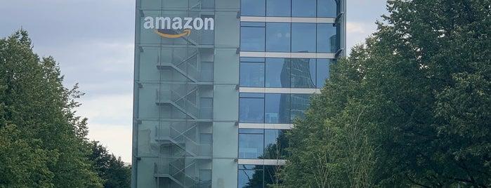 Amazon MUC5 is one of Munich.