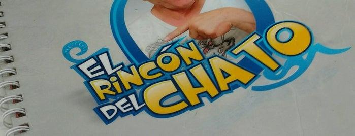 El Rincon del Chato is one of Gabo 님이 좋아한 장소.