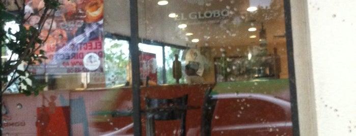 El Globo Zaragoza is one of สถานที่ที่ Eyvind ถูกใจ.