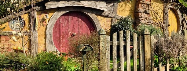 Bag End is one of Bucket List.