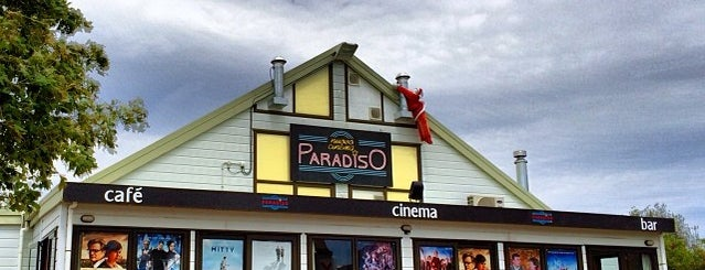 Paradiso Cinema is one of Новая Зеландия.