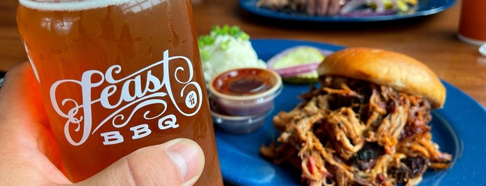 Feast BBQ is one of Louisville.