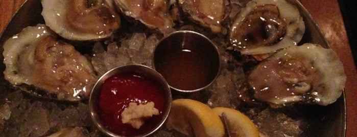 Hank's Oyster Bar is one of Washington DC.
