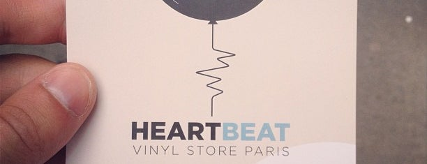 heart beat is one of Paris.
