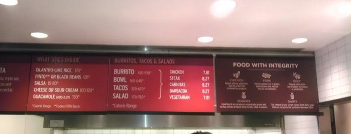 Chipotle Mexican Grill is one of The Block is Hot #midtown.