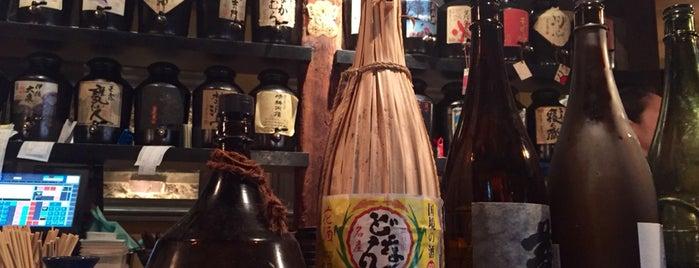 Jomon is one of Tokyo Eats.