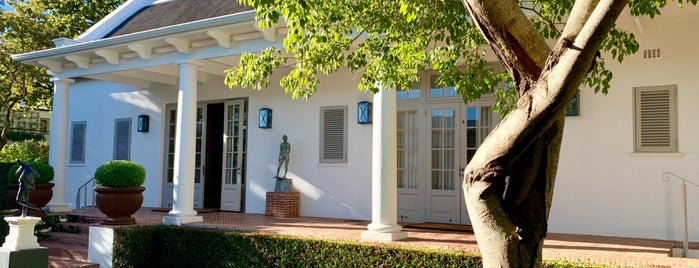 Leeu House ***** is one of South Africa.