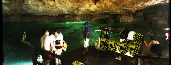Cenote Dzul-Ha is one of Tempat yang Disukai Cyril.