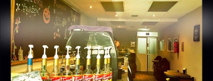 Me latte un cafecito is one of Tlalpan Coapa acoxpa.