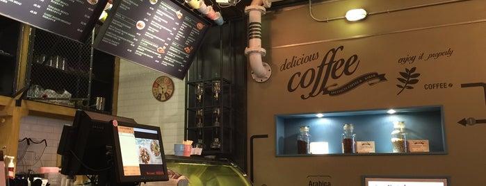 Bunny Drop is one of Coffee & Café in Beijing.