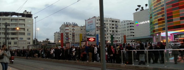 Muratpaşa Antray Durağı is one of CHECK-IN EVERYDAY 😗.