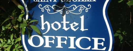 Hotel Saint Cecilia is one of Austin, TX.