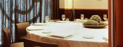 Restaurantes discretos, que permiten conversar