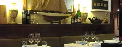 Valentin is one of Restaurantes discretos, que permiten conversar.