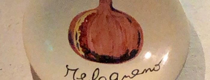 melograno is one of Locais salvos de Greg.