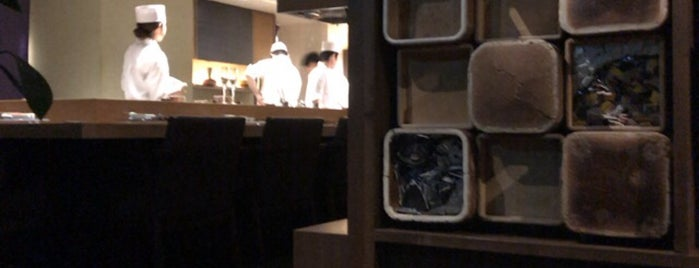 Sudachi is one of Tokyo Fine Dining - Western.