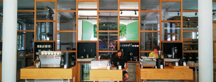 Bonanza Roastery is one of berlin love.