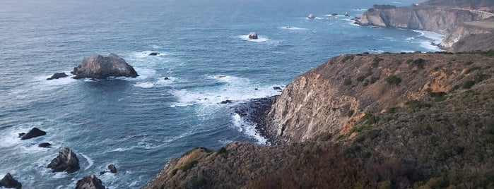 Hurricane Point is one of California.