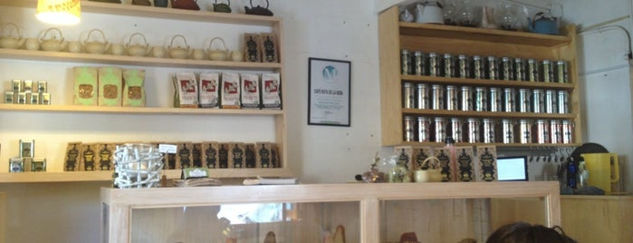 Café Ruta de la Seda is one of [To-do] Coffee@DF.
