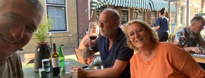 Restaurant de Zee is one of Terschelling.
