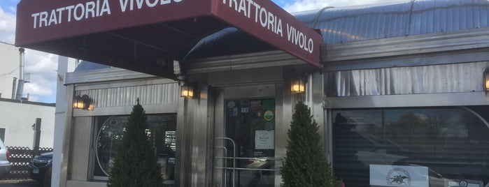 Trattoria Vivolo is one of wc/hv to try.