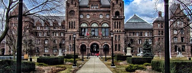 Legislative Assembly of Ontario is one of Lugares favoritos de Martin.
