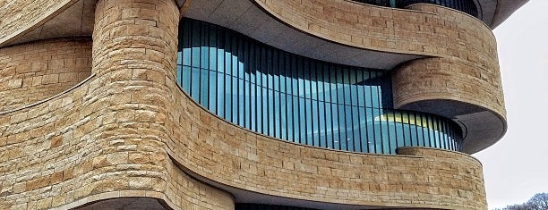National Museum of the American Indian is one of D.C..
