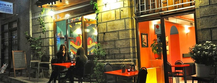 Tencere Tava Cafe & Breakfast is one of Orte, die Pelin gefallen.