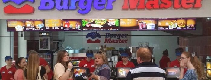 Burger Master is one of Orte, die Daniel gefallen.