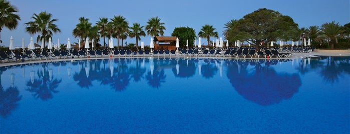 Voyage Sorgun is one of 50 Best Swimming Pools in the World.