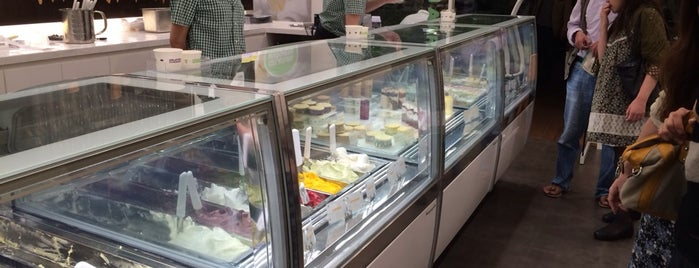 Gelateria Marghera is one of Lugares favoritos de Andrew.