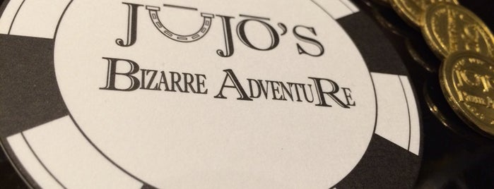 JUJO'S BIZARRE ADVENTURE is one of 日本.