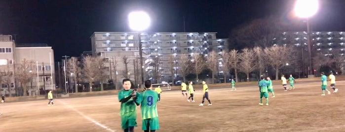 北運動公園 is one of Tempat yang Disukai Masahiro.