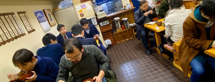 Tonkatsu Manpei is one of สถานที่ที่บันทึกไว้ของ Hide.