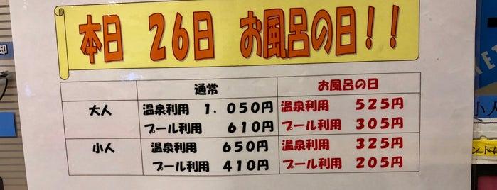 鹿山の湯 is one of 東急リゾートタウン蓼科は盛り沢山.