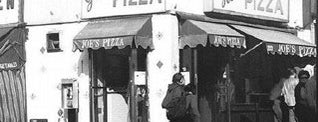 Joe's Pizza is one of NYC.
