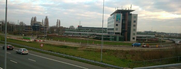Shoeby HQ is one of Locais salvos de Belinda.