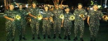 Banda musica CMA is one of Orte, die Williams gefallen.