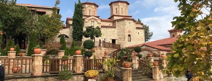 Varlaam Monastery is one of LT's ROE.
