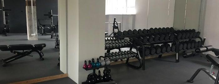 CD PROJEKT Gym is one of สถานที่ที่ Jan ถูกใจ.