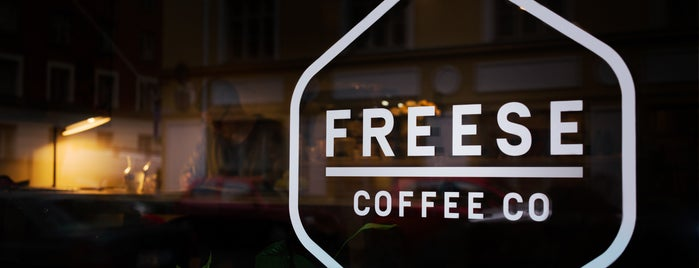 Freese Coffee Co. is one of #ThirdWaveWichteln Coffee Places.