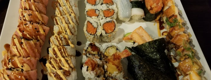 Royal Sushi is one of Places I Need To Visit Or Go Back To.