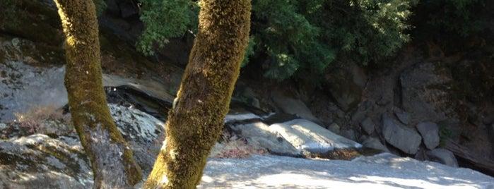 Castle Rock Falls is one of Locais salvos de Paresh.