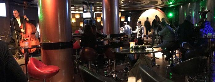 Clubhouse Jazz Bar is one of Merve: сохраненные места.