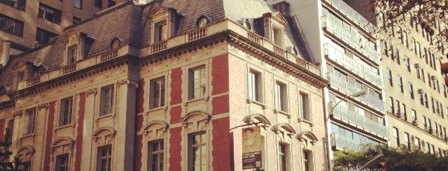Neue Galerie is one of Lugares favoritos de Honghui.