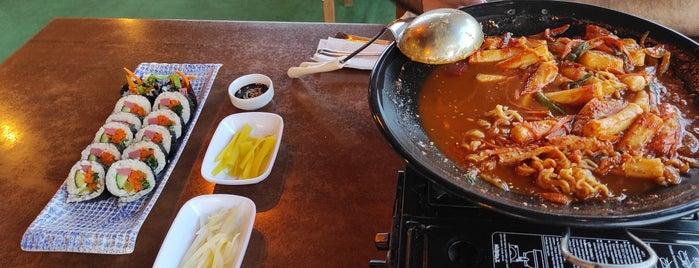Urizip Korean Restaurant is one of Best Far East Restaurants In Turkey.