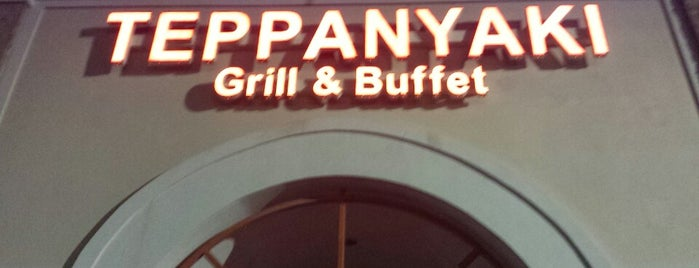 Teppanyaki Grill And Buffet is one of RVA All The Way.