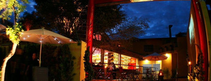 The Garden Sushi Bar is one of Henri's TOP Bars!.