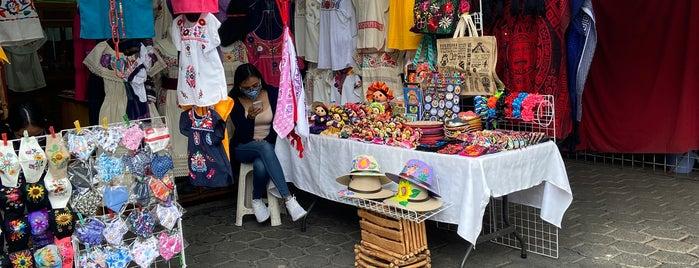 Mercado de Coyoacán is one of CDMX.